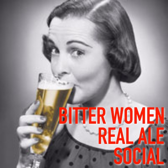 Bitter Women a Real Ale Social