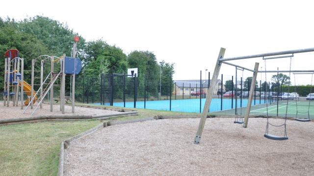 Playground Long Hanborough