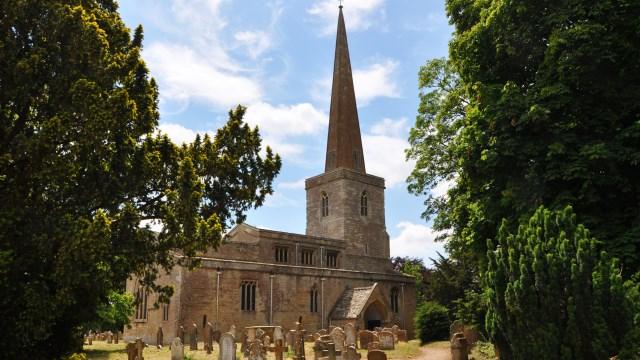 St Peter & St Paul's Church Church Hanborough