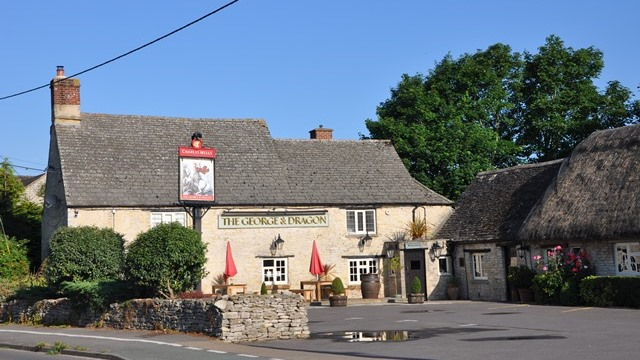 The George and Dragon Long Hanborough