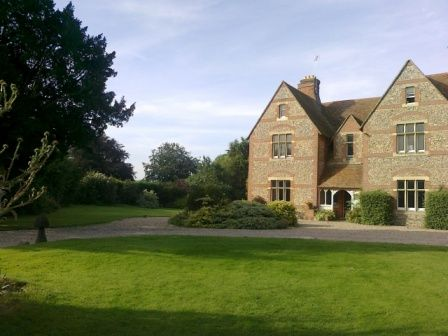 The Old Vicarage South Stoke. Doggy Day Care