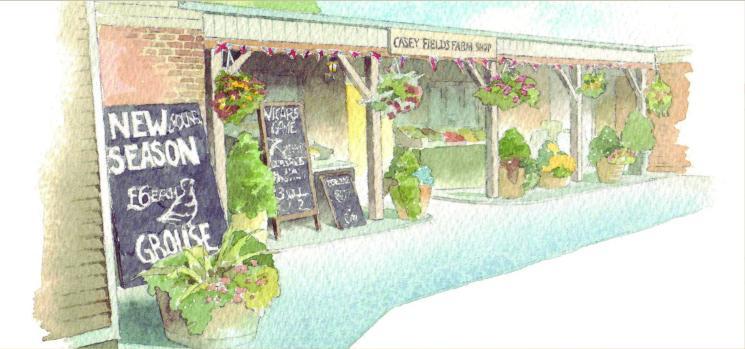 casey fields farm shop