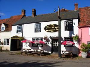 The Fleur de Lys Inn Dorchester