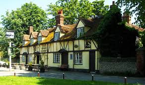 The George and Dragon Sutton Courtenay