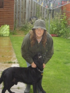 Helen at WalKeys llp covering Warborough Dog walking services