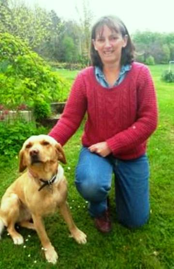 Helen B covering Yattendon and Frilsham dog walking for WalKeys LLP