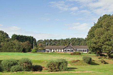 Huntercombe Golf Course Nuffield
