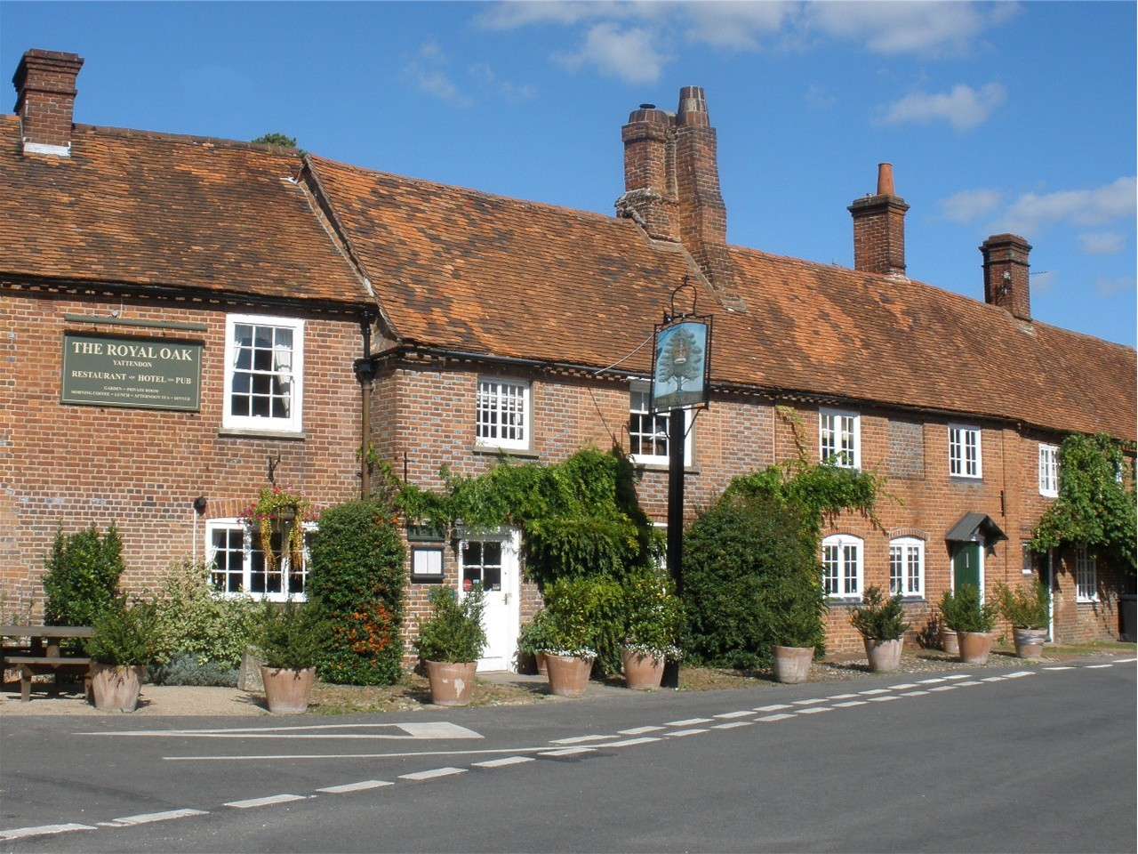 The Royal Oak Yattenden
