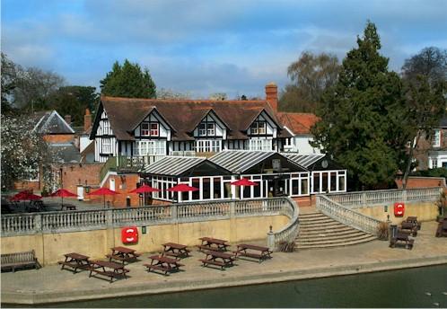 Boat House Wallingford
