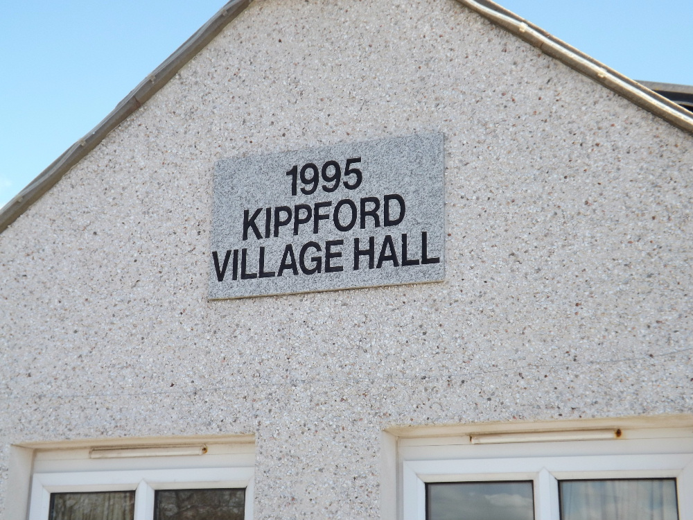 Kippford Village Hall is available to hire for weddings, receptions, parties, sports activities and cultural activities