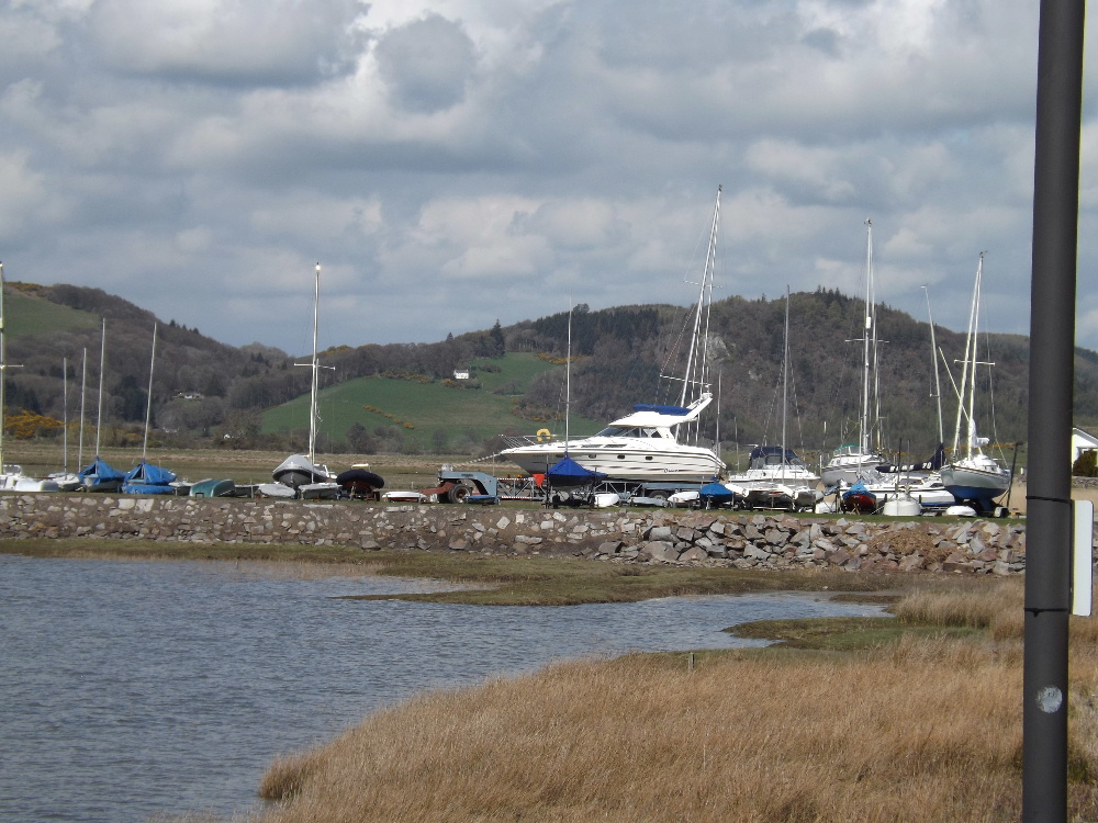 Yachting and boating are favourite pastimes of locals as well as visitors to Kippford.