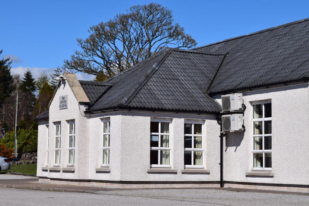 Kippford Village Hall