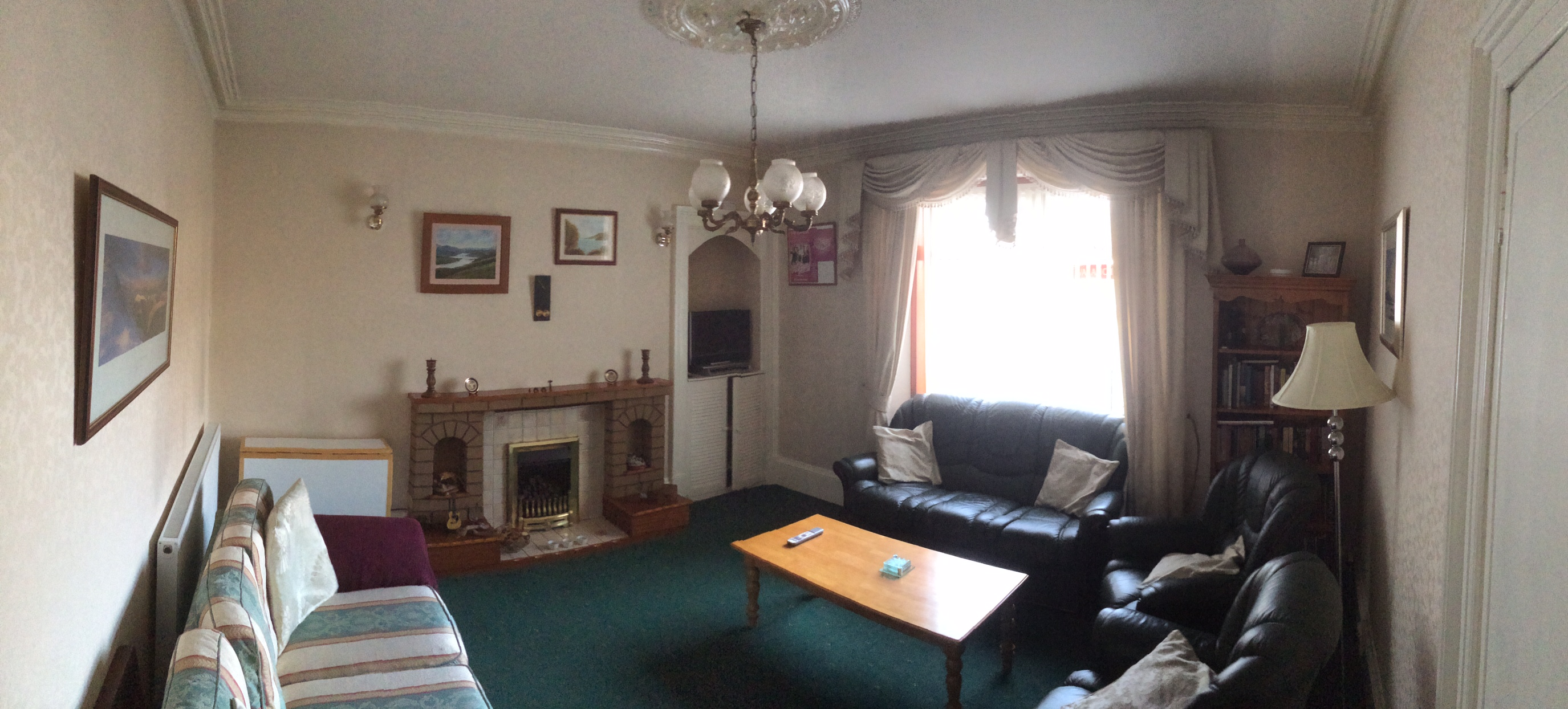Ardgarry Holiday Home Lounge