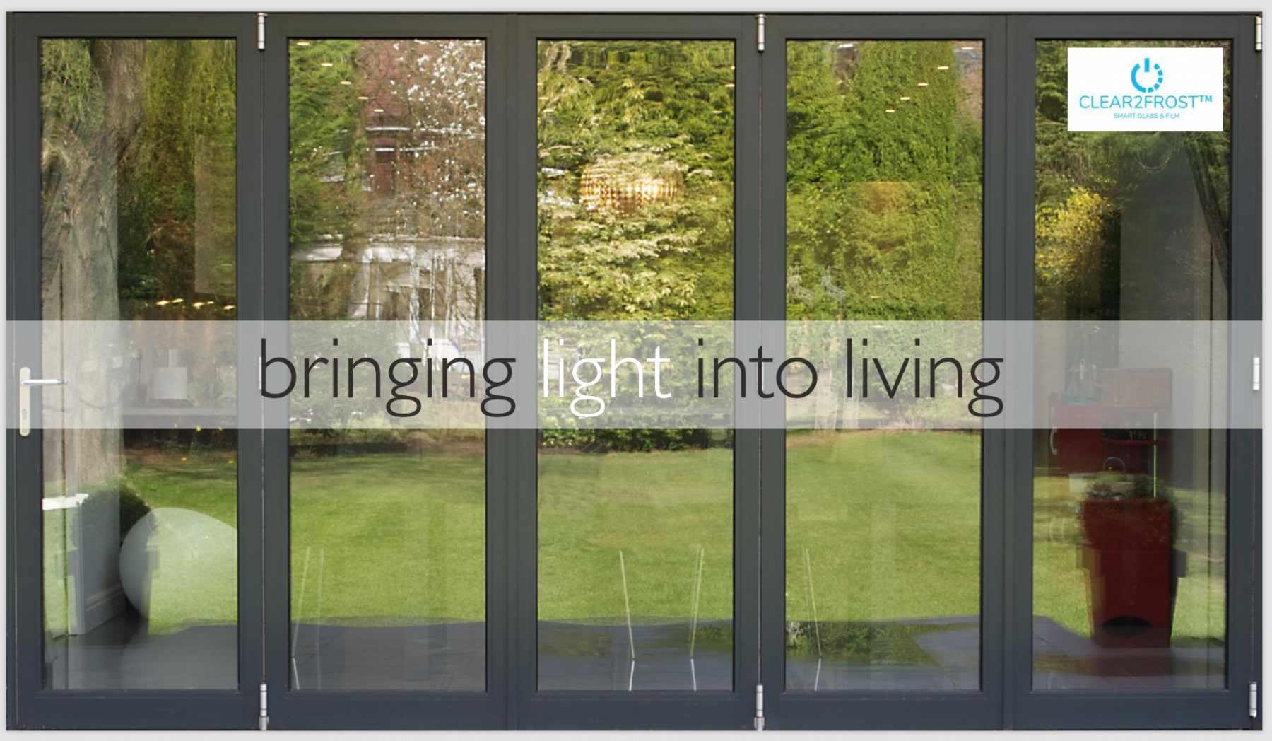 I-GLASS BI-FOLDING DOORS