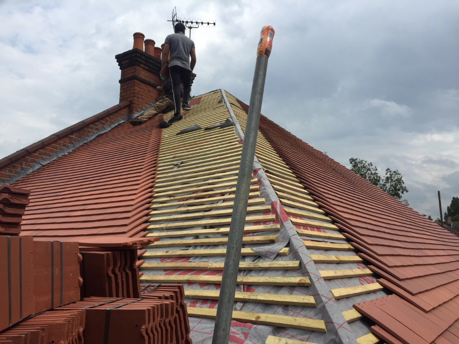 Roofing contractors Milton Keynes McCarthy Roofing and Building Limited