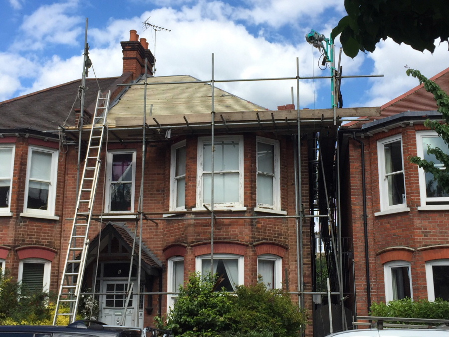 Roofing contractors Bletchley McCarthy Roofing and Building Limited