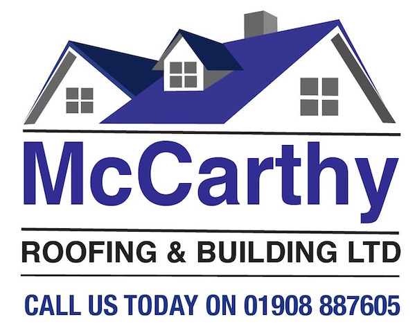 McCarthy Roofing and Building logo