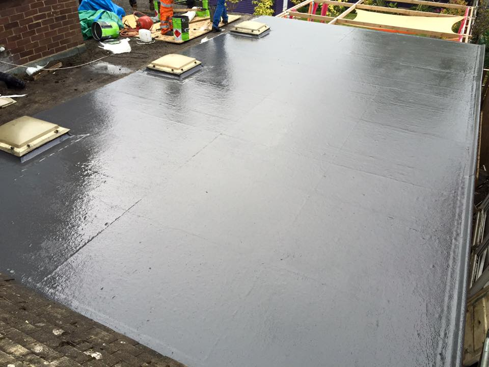 Flat Roofers Luton McCarthy Roofing and Building Limited