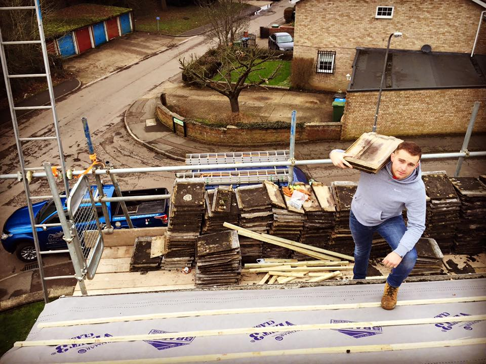 Milton Keynes Roofers McCarthy Roofing and Building Limited