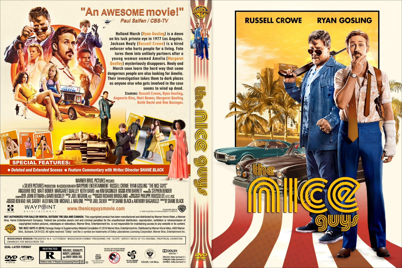 The Nice Guys DVD Cover