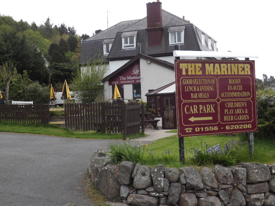 Hotels Kippford Dumfries and Galloway Scotland