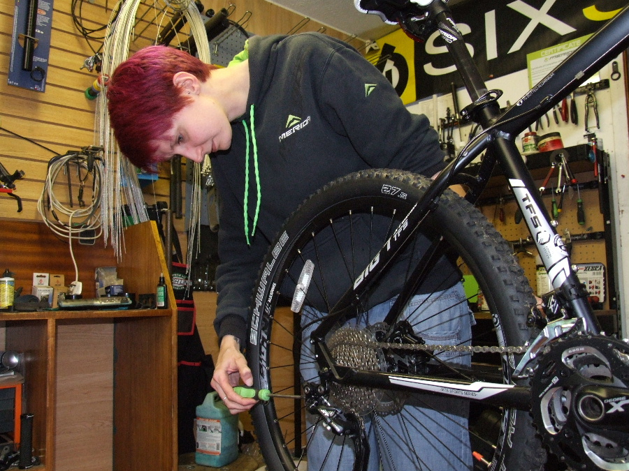 MPG Cycles Cycle Repair Centre, Dalbeattie is a Cytech Certified repair centre