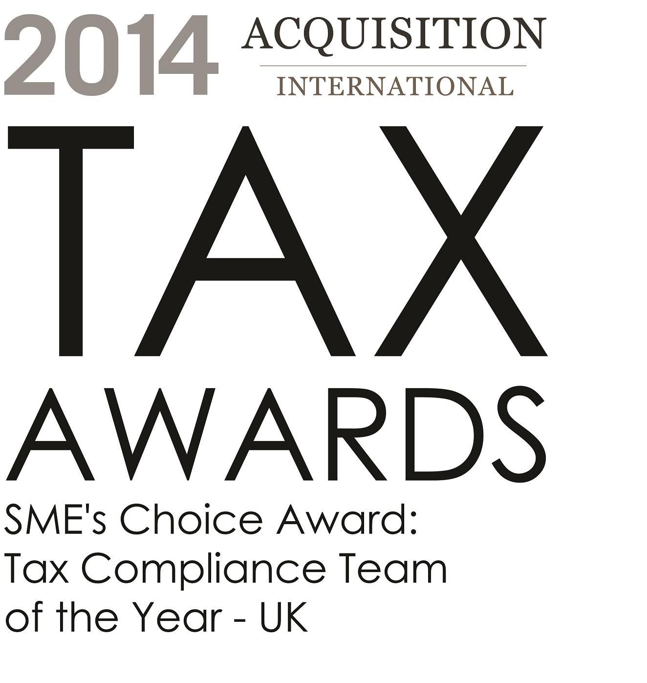 2014 SME's Choice Award