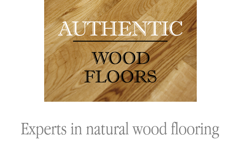 Authentic Wood Floors Logo