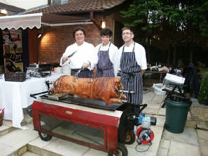 hog roast liverpool
