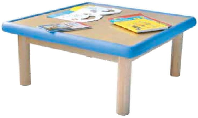 Square Toddlers Table KB4 NTD208 VO2 22