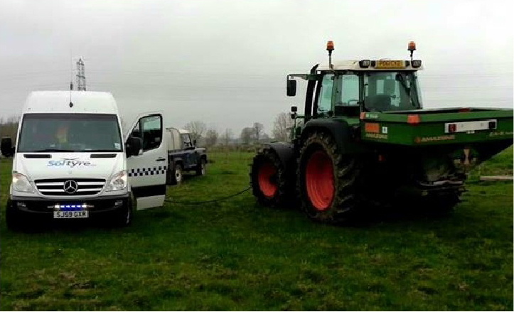 Agricultural Tyre Services Dumfries