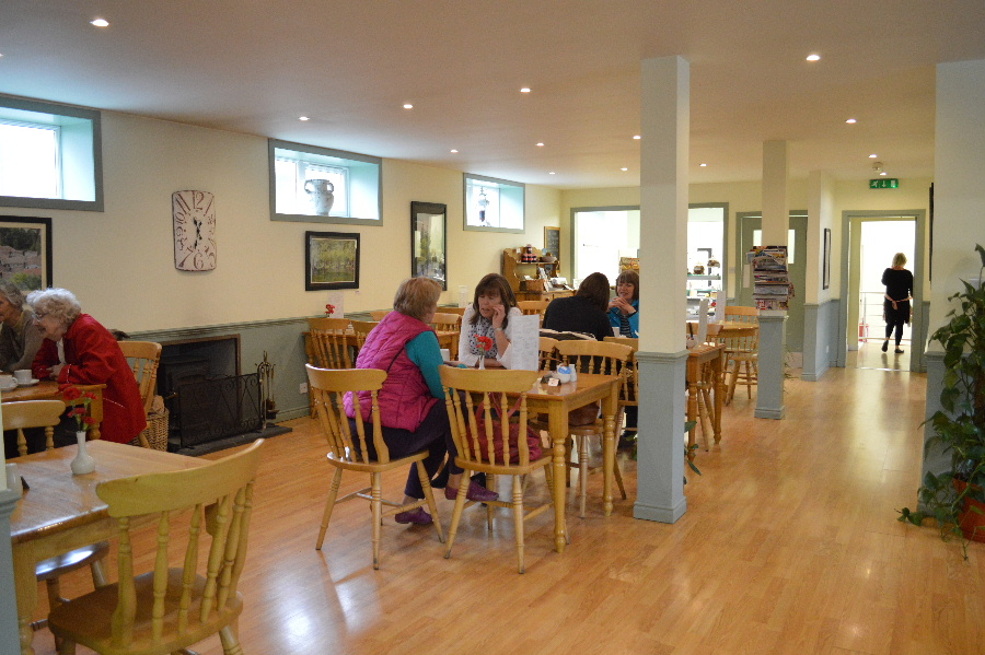 The Coffee Shop at the Castle Douglas Garden Centre
