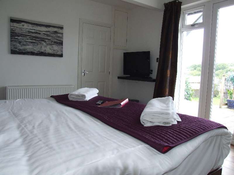 Comfort is the order of the day at The Inn on the Loch