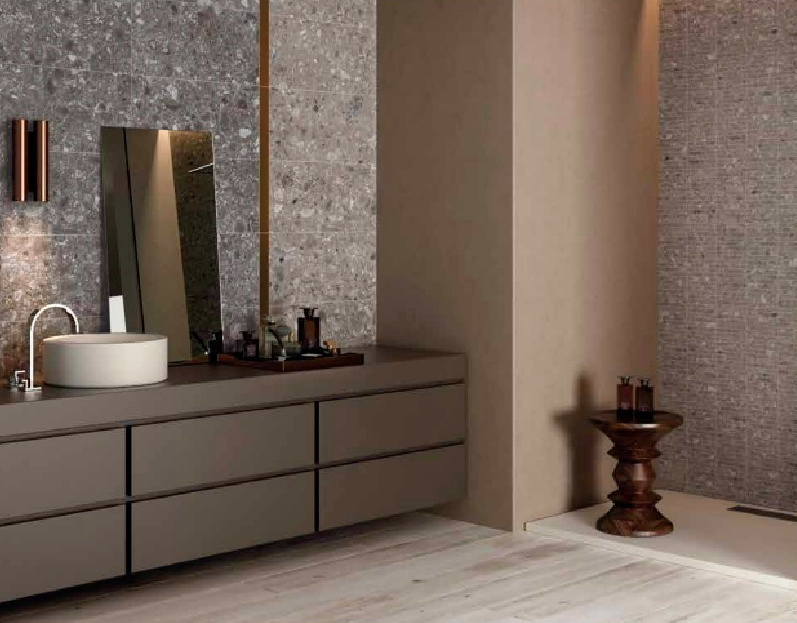The Futura Range of Italian Floor and Wall tiles from Ariana available from Dream Tiles of Bicester near Oxford - Architectural Floor and Wall Tiles specialists