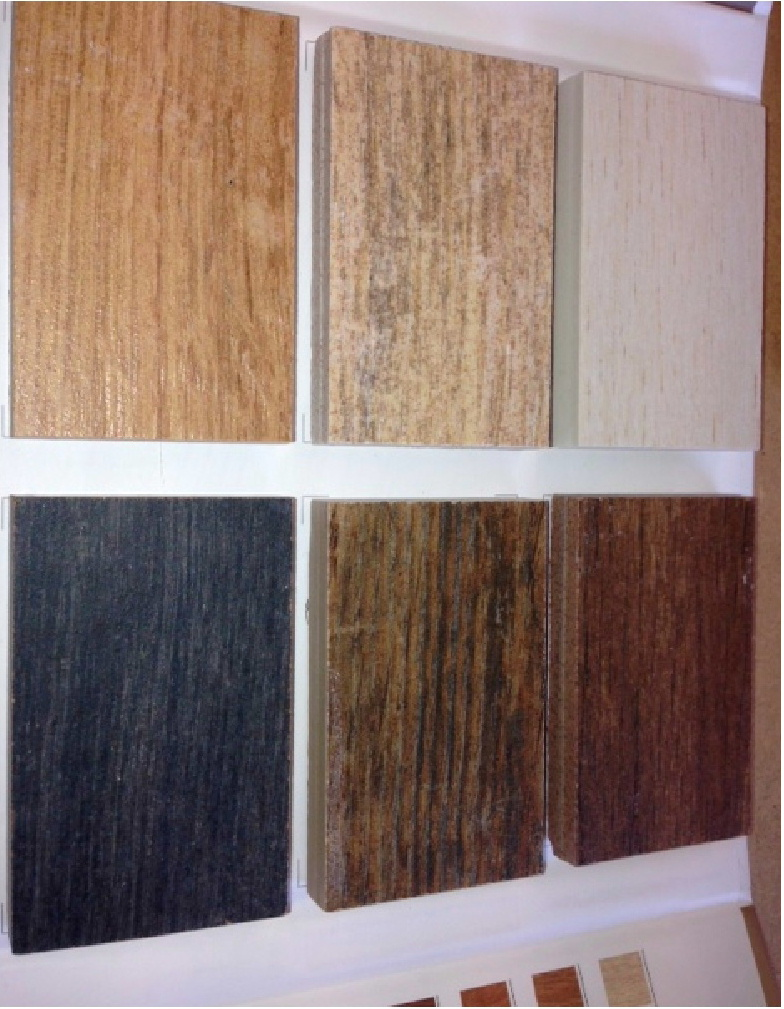 GranitiFiandre range of wood effect luxury tiles