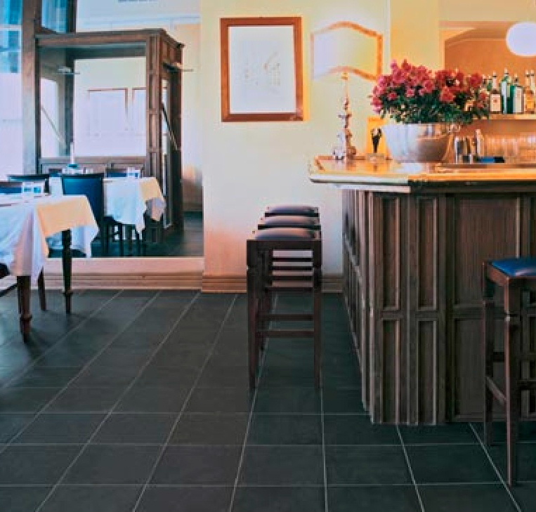 Architectural floor and wall tiles for restaurants from Dream Tiles of Bicester
