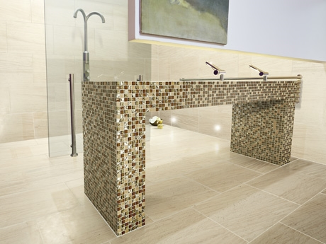 Santa Capa floor and wall tiles from Dream Tiles Bicester