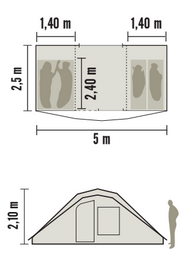 Cabanon Bora Bora Specification