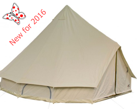 Cabanon Indiana 2016 Bell Tent