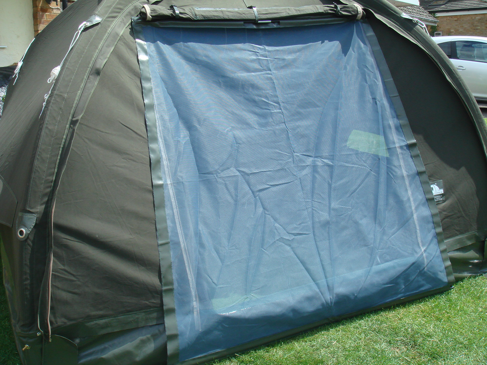 Karsten Screen Door for Carp Bivvy