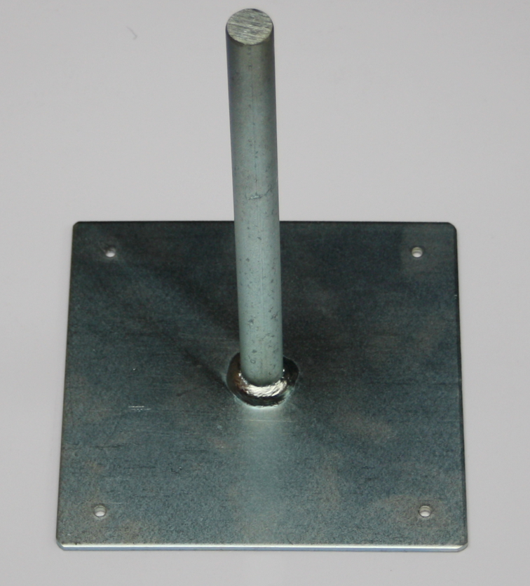 Heavy Duty Ground Plates