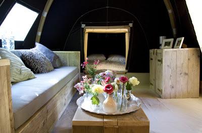 Karsten Inflatable Glamping Tent