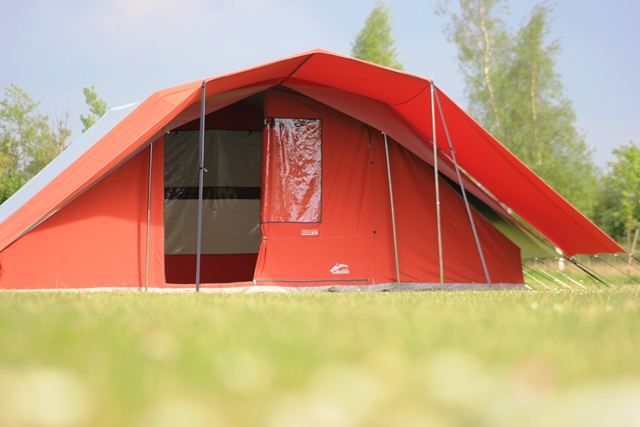 Cabanon Cotton Canvas Tents