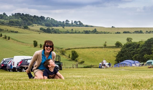 Town Farm Camping, Ivinghoe