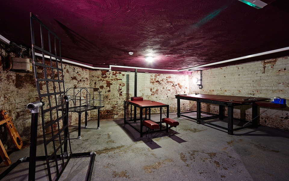 Cellar dungeon