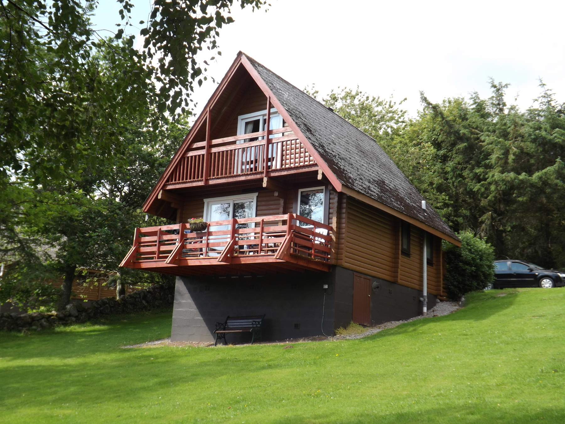 4 Star Holiday Lodges on Scotland's Colvend Coast
