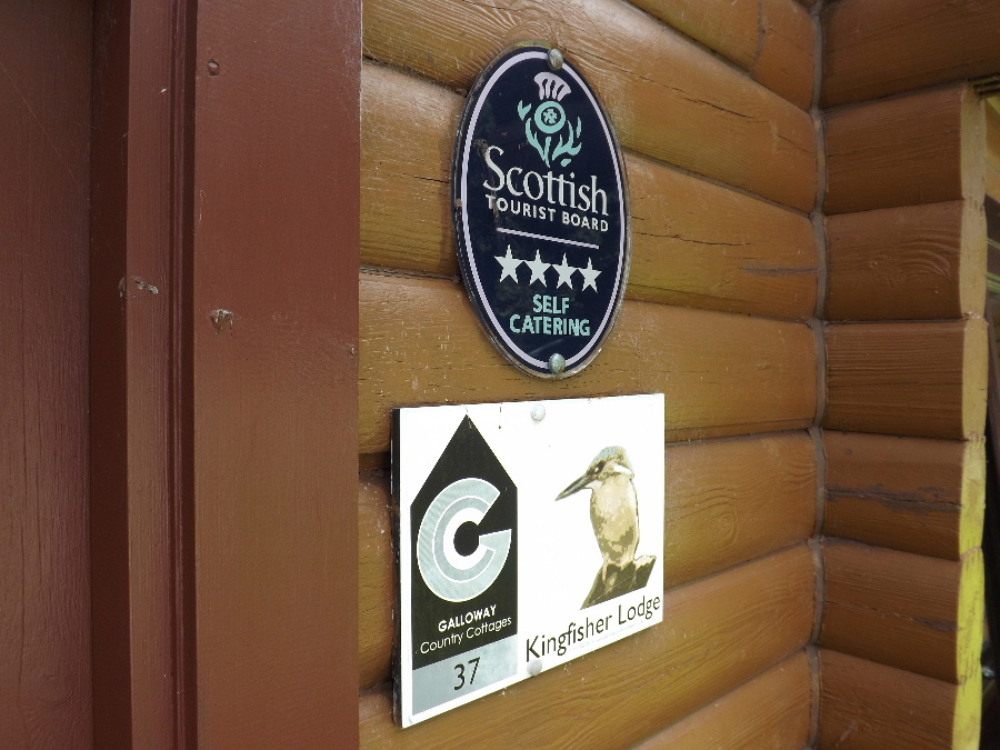 4 Star holiday lodges in Dumfries and Galloway, Scotland