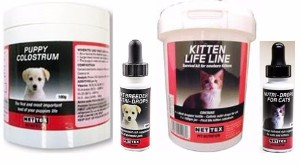 Nettex Pet breeder Products Colostrum Nutri-Drops