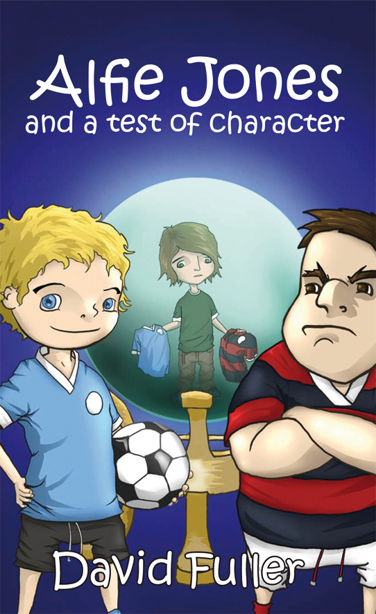 Alfie Jones and a Test of Character