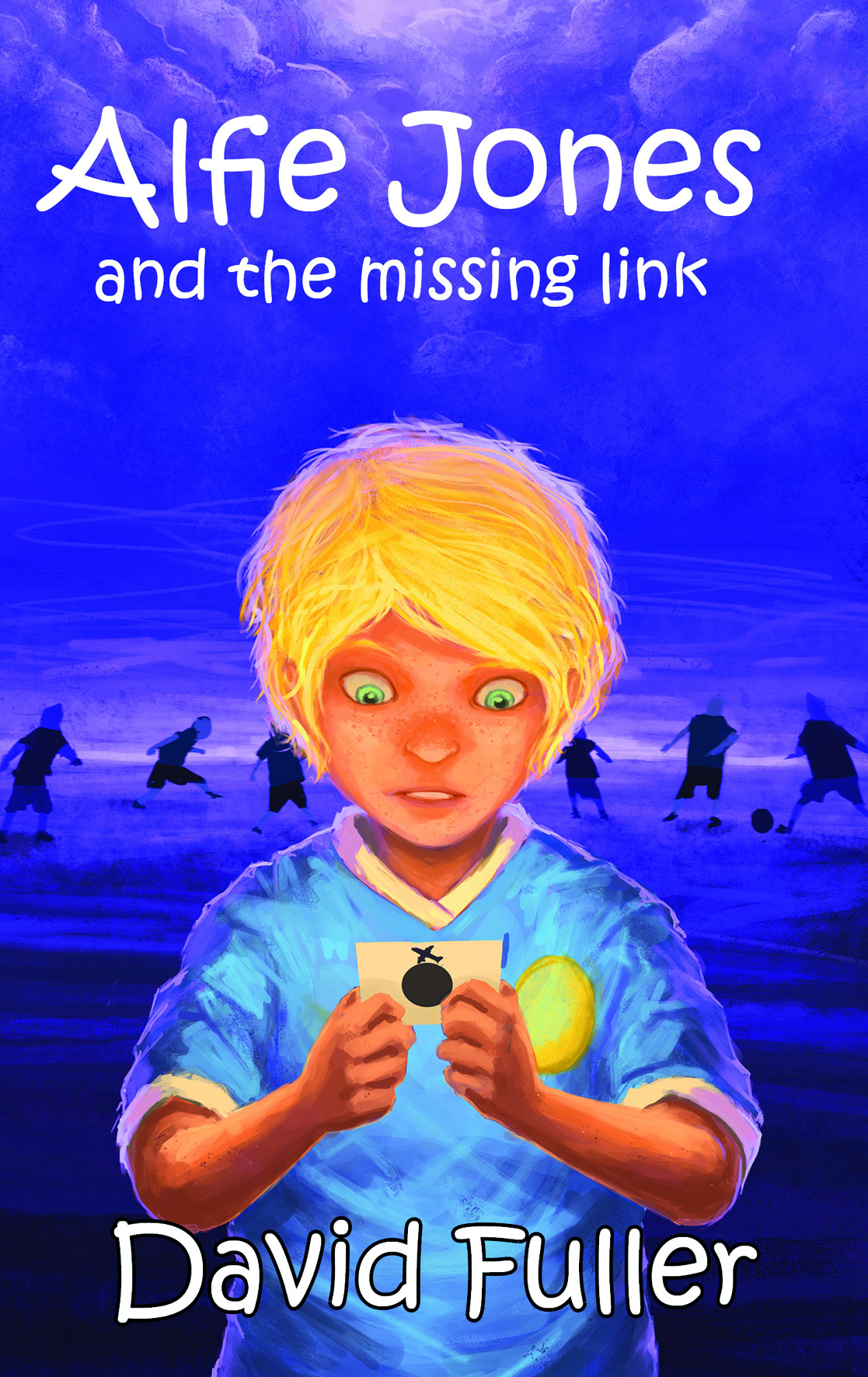 Alfie Jones and the Missing Link